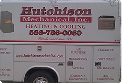 Licensed heating and cooling company in Mi.